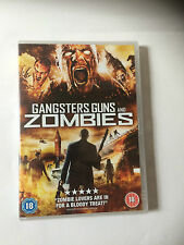 Gangsters, Guns and Zombies - Region 2 - Brand New