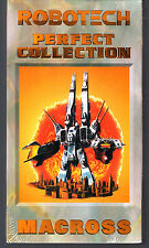 ROBOTECH Perfect Collection MACROSS Vol 8 Episodes 15 & 16 CARL MACEK-1995 NEW!