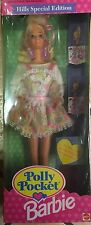 Barbie Polly Pocket �� Hills Special Edition 1994 Barbie world doll