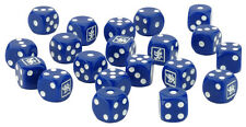Flames of War BNIB Team Yankee American 14mm Dice Set (20) TUS900