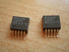 LM2576HVS-5.0 DC - DC converter and switching regulator chip NSC 2 pieces  HU152