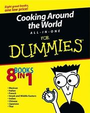 Cooking Around the World All-in-One for Dummies-ExLibrary
