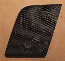 Audi A2 2000 2005 tweeter speaker grill trim cover soul black driver rear right