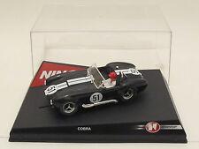 NINCO MotorSport 50207 Ford Shelby AC Cobra Roadster Black No.51 1:32 Slot Car