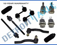 Brand New 12pc Complete Front Suspension Kit for Nissan Armada and Titan 4x4 2WD