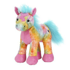 Webkinz Tie Dyed Pony Soft Toy