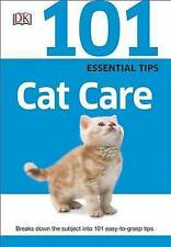 101 Essential Tips: Cat Care by Edney, Andrew -Paperback