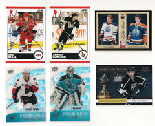 10/11 SCORE HURRICANES ERIC STAAL 20TH ANNIVERSARY CARD #111