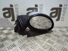 MINI ONE D 2003 1.4 DIESEL DRIVERS SIDE FRONT ELECTRIC WING MIRROR