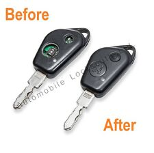 For Peugeot 406 2 Button Remote key fob REPAIR SERVICE FIX
