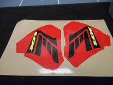 HONDA  XR 250 XR250 XR 400 XR400 FUEL GAS TANK DECALS GRAPHICS  NEW 1996 2004