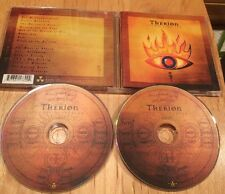 Therion - Gothic Kabbalah 2CD 1st US press haggard hollenthon septicflesh opeth
