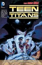 Teen Titans Vol. 3: Death of the Family (The New 52) by Lobdell, Scott