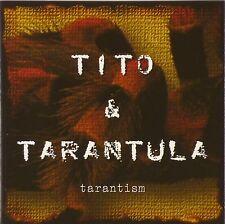 CD - Tito & Tarantula - Tarantism - #A1473