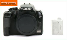 Canon EOS 1000D DSLR Camera Body Battery + Free UK Post