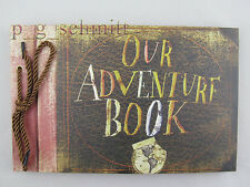 Photo album Scrapbook Hand Made Movie theme for lover For UP, Our adventure book