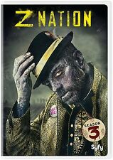 Z Nation: Season 3 (DVD, 2017, 3-Disc Set)