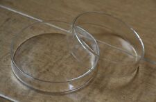 12 Standard-size,Pyrex glass petri dishes,3.54 inch(90 mm) ,lot