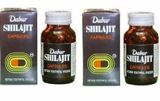 30 capsule Dabur Shilajit  500MG FREE Shipping With Tracking number Buy It Now i