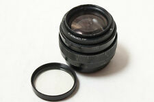 TESTED MC Jupiter-9 85mm f/2 M42 SLR lens 85/2. Canon, Pentax, Sony. VERY GOOD