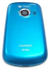 Huawei M835 4G Android Open Mobile Cellphone Battery Door Back Cover Blue