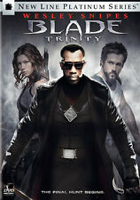 Blade Trinity [dvd/r-rated/p&s/ws/5.1/2 Disc/eng-sp Sub]-nla (New Line)
