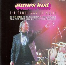 JAMES LAST - THE GENTLEMAN OF MUSIC / CD (POLYDOR 557 712-2) - TOP-ZUSTAND