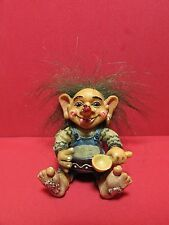 "LITTLE BOY - 2 "" Nord Suvenir Swedish Forest Troll - Rare"