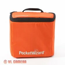 PocketWizard G-Wiz Squared Case for Pocket Wizard Plus III - Orange