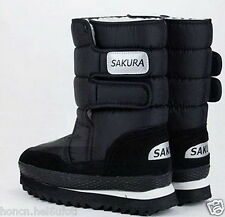10 color Winter Warm Waterproof Platform Snow Boots Joggers Boots snow boot