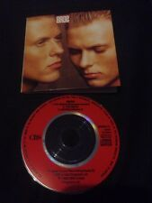 "Bros - Too Much - Rare Holland 3"" CD In Special Cover - Matt Luke Goss"