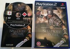 Shadow of Rome Sony Playstation 2 PS2 Game