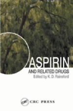 ASPIRIN AND RELATED DRUGS - NEW HARDCOVER BOOK