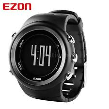 EZON Men Fitness Sports Watch Digital Pedometer Speed Step Calorie Counter X8X9