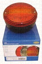 NEW LED 140mm Cheeseburger Light 12v/24v Rear Stop/Tail/Indicator Ring RCV4602