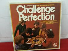Challenge Perfection 1978 Lakeside Game SPEED AND PERCEPTION  -NO Winners Cup