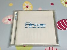 PERFUME JAPAN VERSION ALBUM CD+DVD COMPLETE BEST . FREE SHIPPING D25