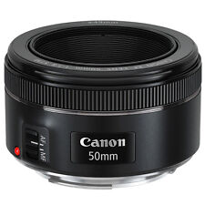 Canon EF 50mm f/1.8 STM Lens - 2Years Canon India Warranty