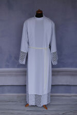 Pastor/Priest LACE Alb medium weight