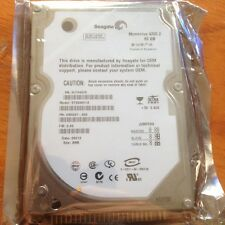 "Seagate Momentus 60 GB 4200RPM 2.5"" IDE PATA Hard Drive ST960821A For Laptop HDD"