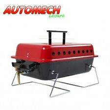 High Quality Gas Table Top Lightweight Portable BBQ Barbecue, Camping, Caravan