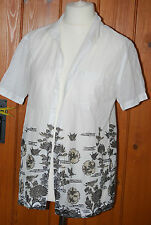 French Connection, FCUK, Ladies, Casual, Cotton, Shirt, size M (12-14) *CLEARANC