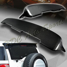 For 2007-2014 Toyota FJ Cruiser J-Style Real Carbon Fiber Rear Roof Spoiler Wing