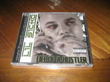 Chicano Rap CD Lil Sicko - Life of a Hustler - Mr. Criminal TRAV Lil Blacky POPS