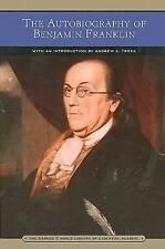 NEW - The Autobiography of Benjamin Franklin by Franklin, Benjamin