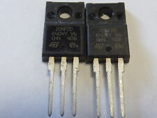 2PCS STF20NF20 20NF20 MOSFET TO-220 - BRAND NEW- PACK OF 2