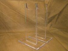 "Acrylic  7"" Tall Antique Musket Rifle Carbine Shotgun Firearms Display Stand"
