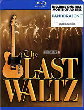 The Last Waltz (Blu-ray+ DVD) + Extra Commentary Tracks LIKE NEW