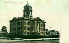 Aberdeen, SD The Court House 1909