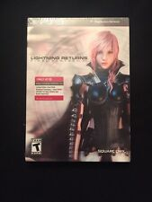 PS3 LIGHTNING RETURNS FINAL FANTASY XIII STEELBOOK GAME NEW